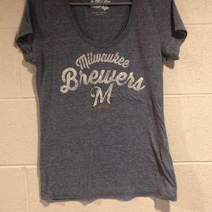Women's Milwaukee Brewers shirt!